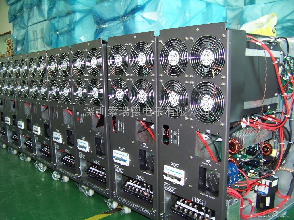 大液晶在线式UPS 6-20KVA 2