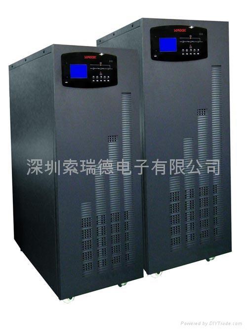 工频在线式UPS 6-15KVA 2