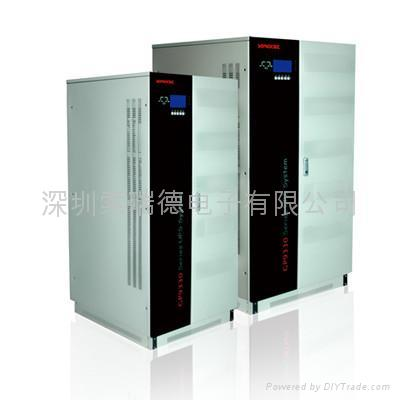 大功率工频在线式UPS 10-200KVA 1