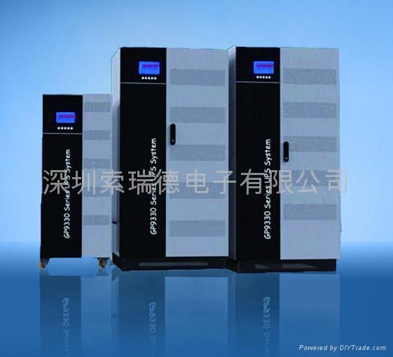 大功率工頻在線式UPS 10-200KVA 2