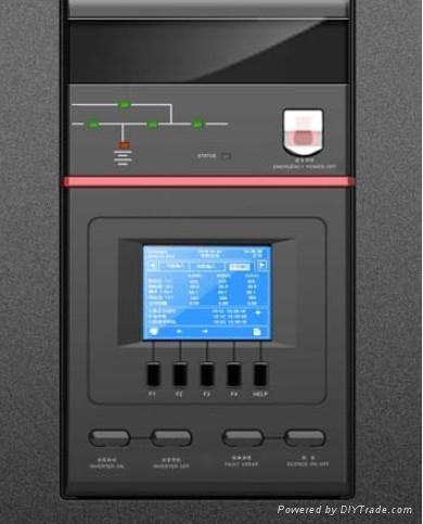 大功率UPS电源400KVA 2