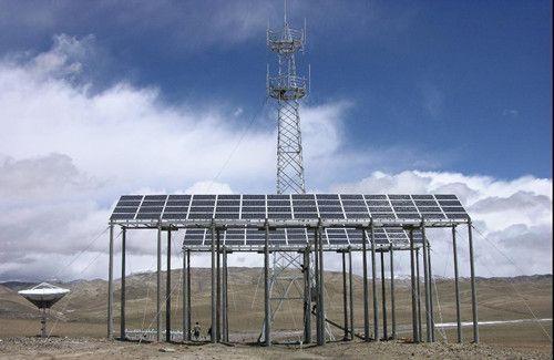 太陽能-48V通信基站 1