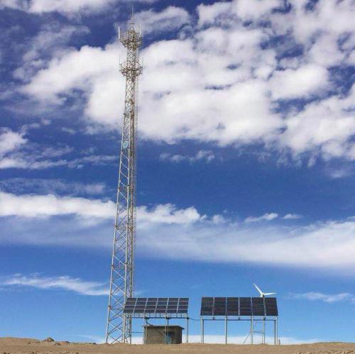 太陽能-48V通信基站 2