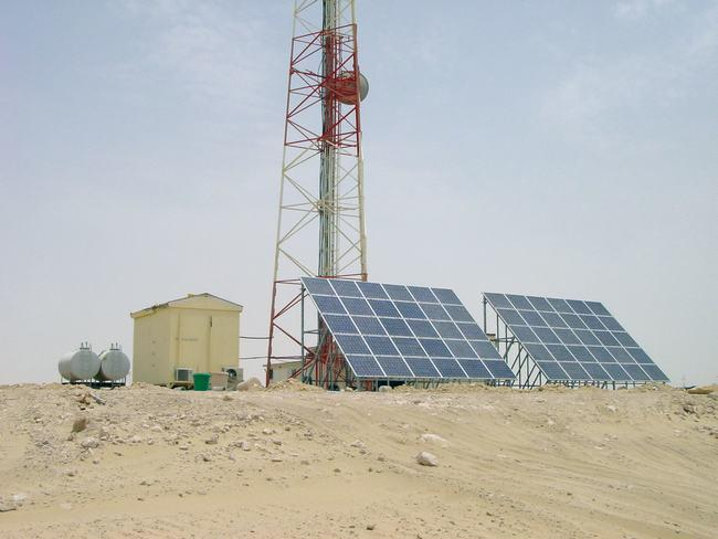-48V通信基站室外一体化光电互补混合发电系统 1