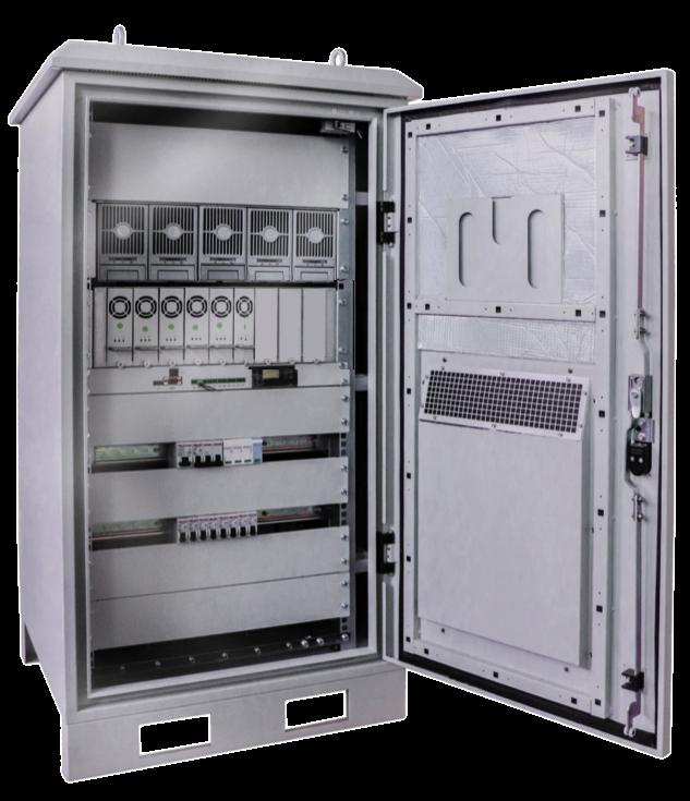 -48V通信基站室外一体化光电互补混合发电系统 2