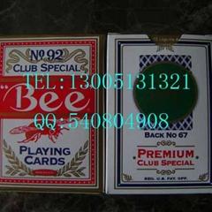 美國原裝Bee小蜜蜂撲克牌