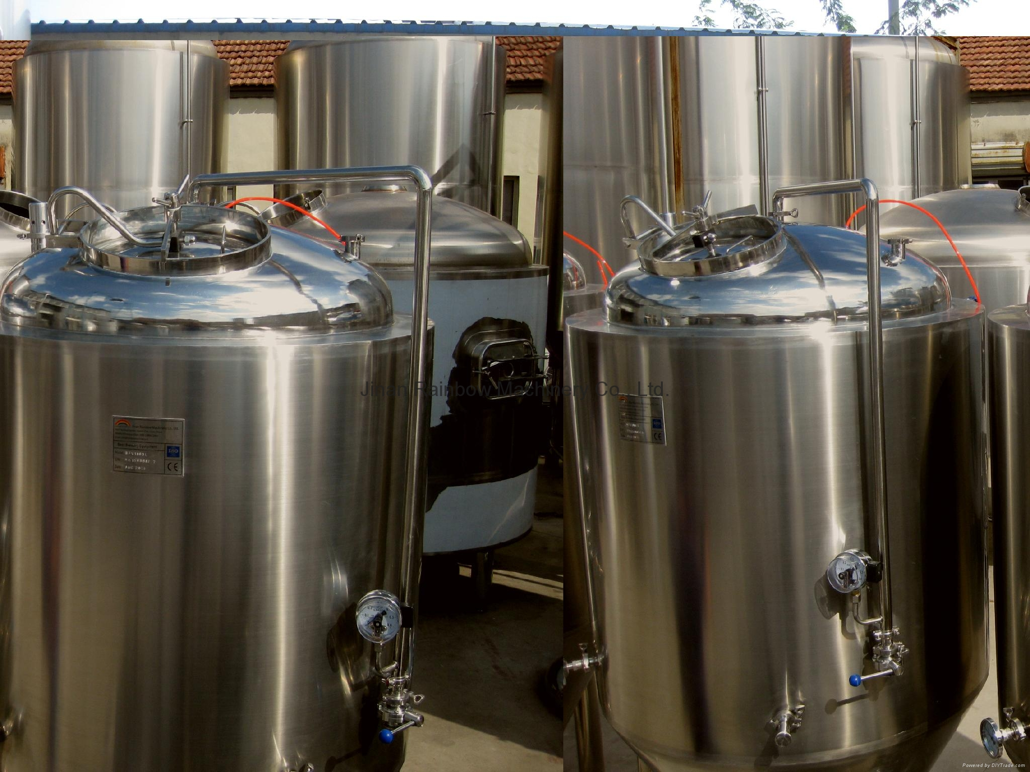 Beer brewing system manufacturer 2