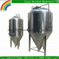 5bbl jacketed beer fermenter / beer fermentation tank