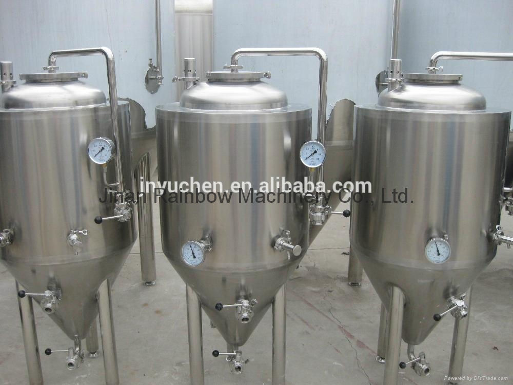 300L Restaurant beer brewing system/brewery equipment 1