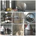 3 bbl pilot brewing system / beer manufacturing plant