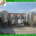 1500L Industrial Brewing Equipment for Sale / Microbrewery
