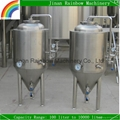 100 liter stainless steel conical fermentor tank