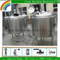 8hl mini beer brewery / stainless steel beer making machine