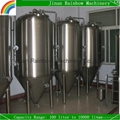 500L Glycol Jackets Conical Fermenter / Fermentation Tank/ Beer Fermenting Tank