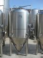 Stainless steel 304  500L beer fermenter, fermentation tank 1