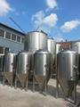 Stainless steel 304  500L beer fermenter, fermentation tank 3