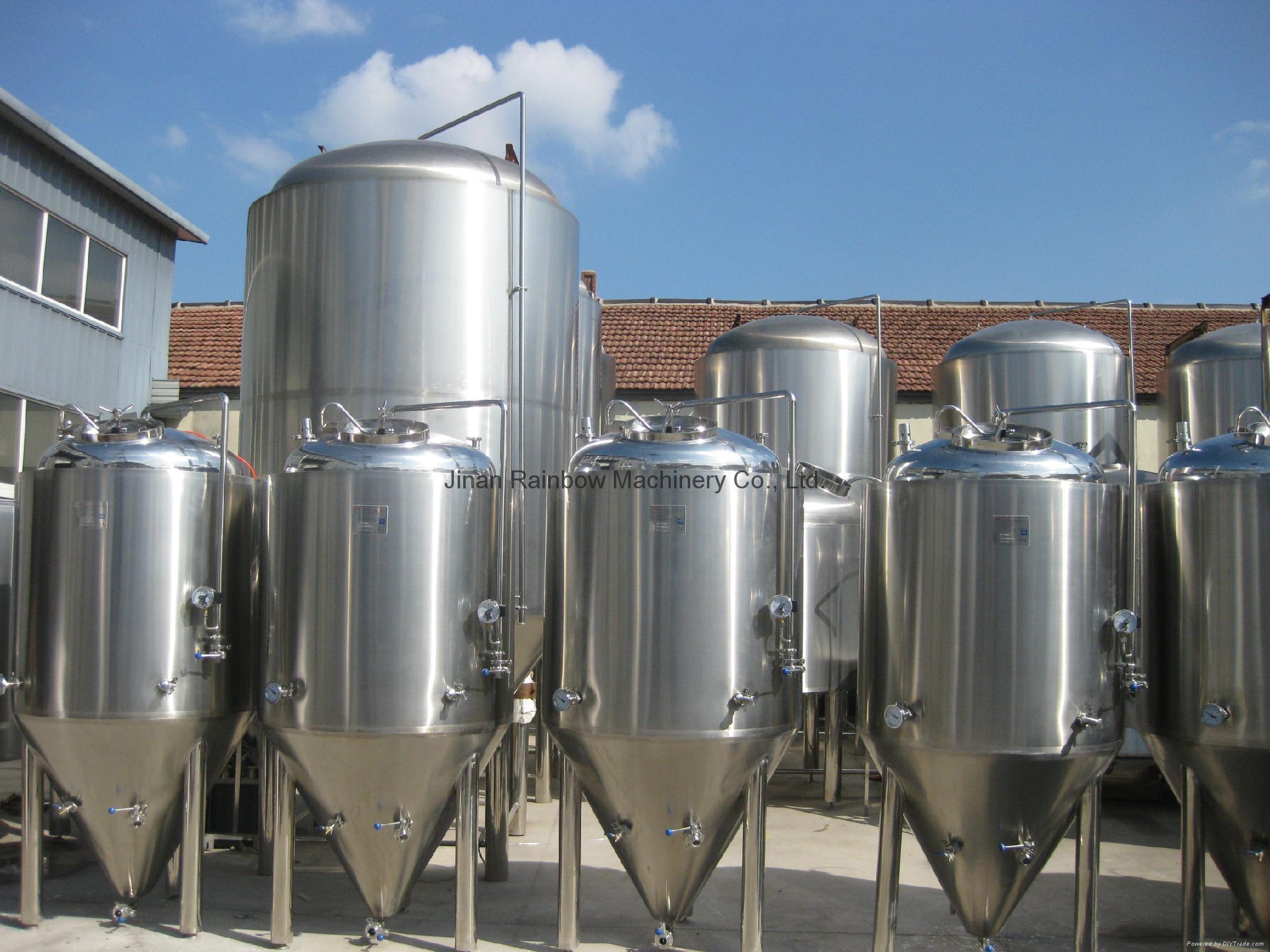 1000L beer fermentation tanks 3