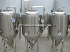 Jackets beer fermnetation tank 100L-8000L