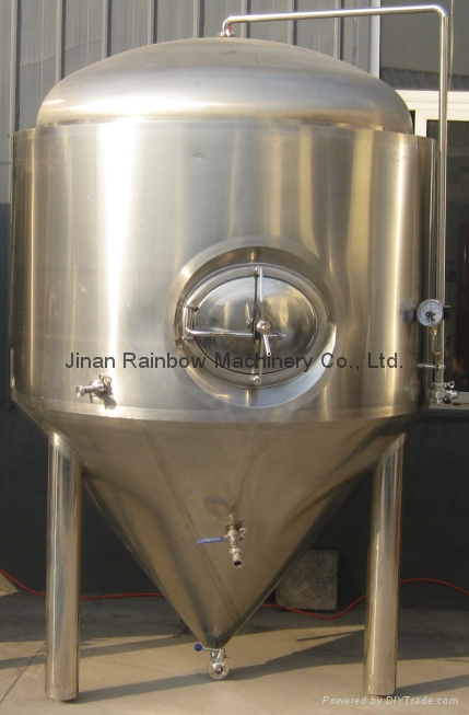 Jackets beer fermnetation tank 100L-8000L 4