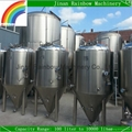 1000 liter conical fermenter for beer production