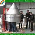 stainless steel 250l beer cooling water jacket conical fermenter