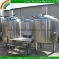 1500L Beer Manufacturing Equipment for Sale