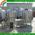 200L Micro Brewery / Beer Making Machine Used for Pub