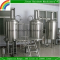 complete micro brewery plant