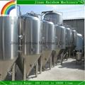 1200L brewing fermenter / stainless