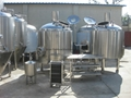 Complete 300L beer brewery equipment 1