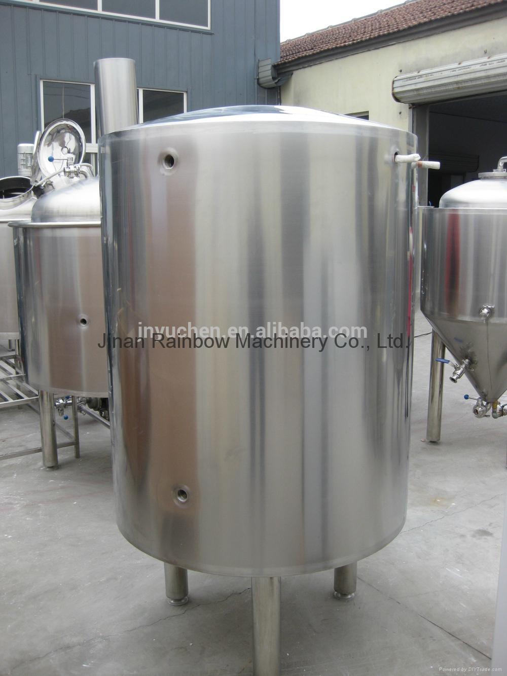 400L Beer brewing equipment factory 4