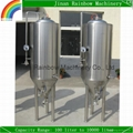 200 liter conical fermenter / beer fermentation tank for sale