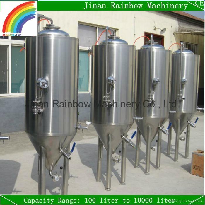 200 liter conical fermenter / beer fermentation tank for sale