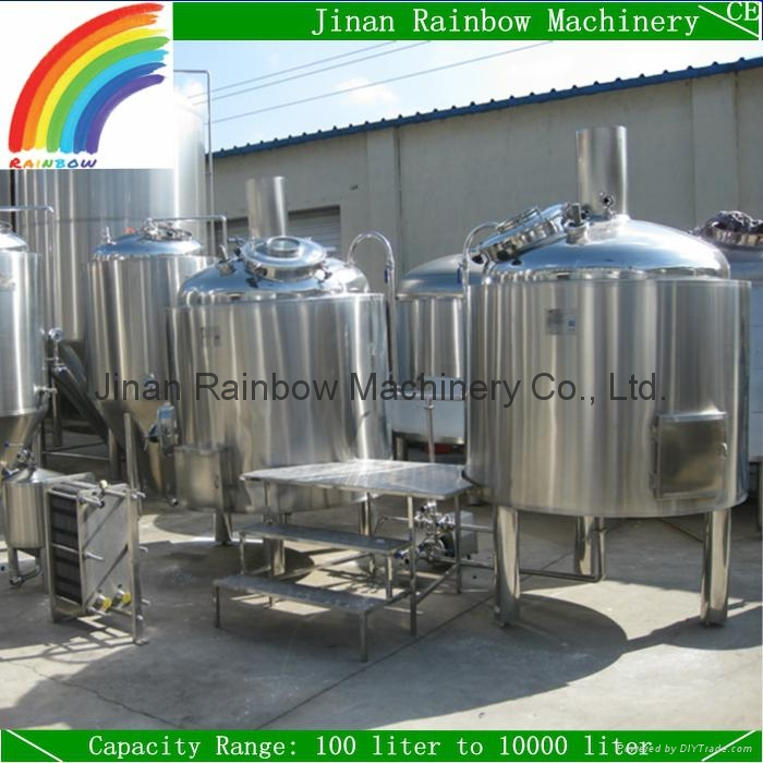 2000l Industrial Beer Brewing Equipment Factory Brewery