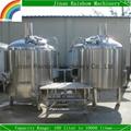 500 liter beer plant / mini beer brewing