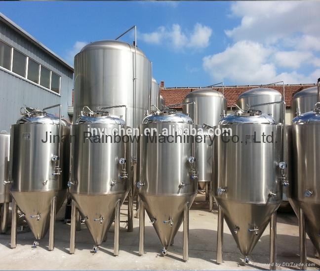 500L/1000L beer fermentation tank 5