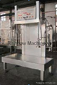 Double head kegs washer and filler, beer keg