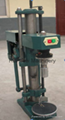 semi-automatic beer bottle filler, capper, labeling machine