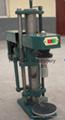 semi-automatic beer bottle filler, capper, labeling machine 3