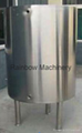 Ice water tank for beer equipment use