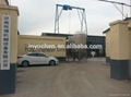 Turnkey 500L micro brewing equipment, beer brewery machine