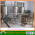 300L stainless steel tank, Pub beer brewing equipment