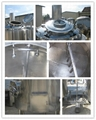 Beer brewing equipment, 1000liters beer brewery line