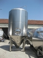 8000L Stainless steel fermentation tank, beer fermenter