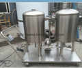Craft beer brewery system, brewing equipment