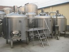 Jinan Rainbow Machinery 2000L beer