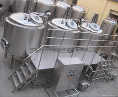 Beer brewery equipment 1000L, beer brewing system (Hot Product - 1*)