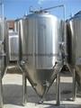 500L, 5bbl beer fermenters, beer unitanks, bright beer tank