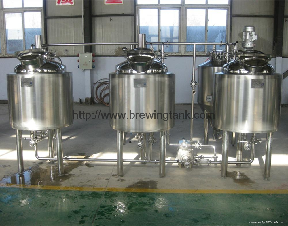 200l Micro Brewery Equipment Small Brewpub China