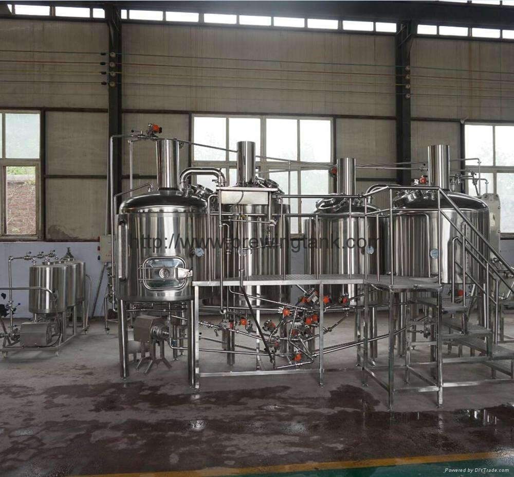 Microbrewery Craft Brewing Equipment 5bbl Brewing Tank